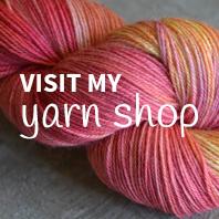 Wool Maiden etsy shop button