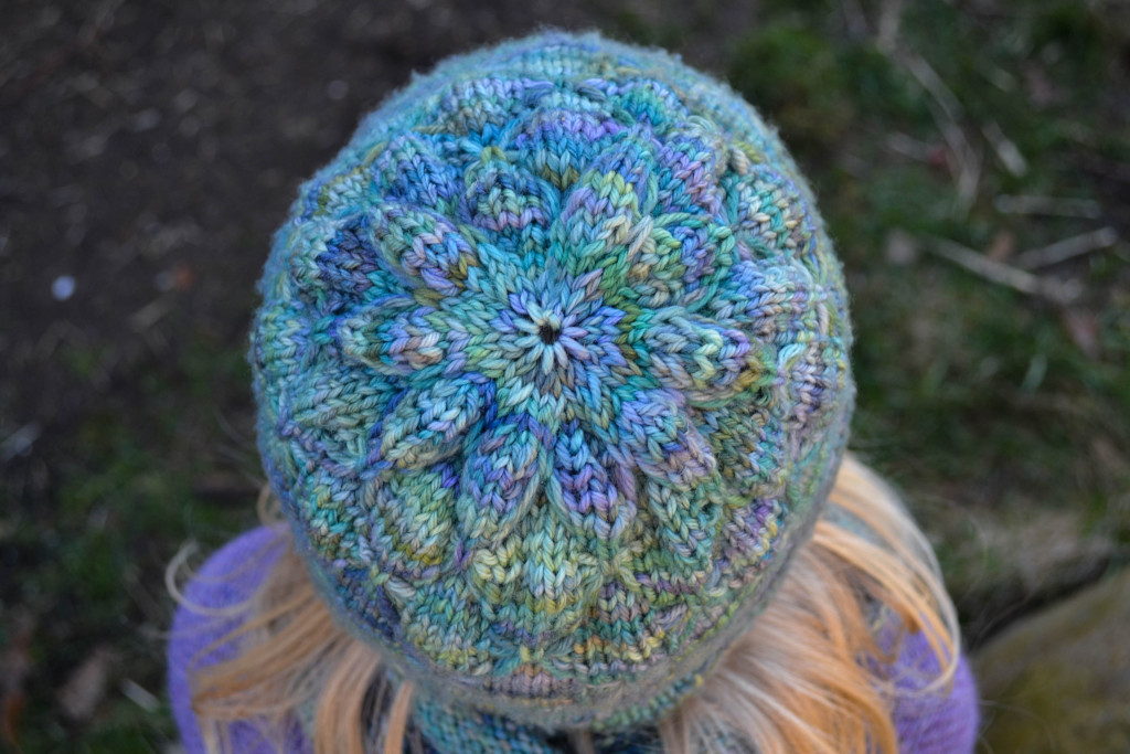 March 2016 - dragonfly hat 4...