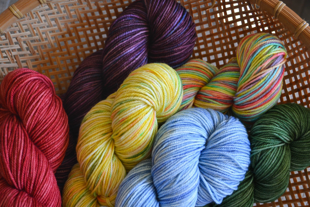 Apri 2016 - dyeing wool 1...